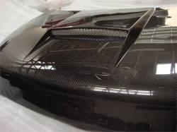 Seibon - Seibon SC Carbon Fiber Hood: Scion xB 2008 - 2015 (xB2) - Image 10
