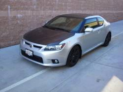 SCION CARBON FIBER PARTS - Scion Carbon Fiber Hood - Seibon - Seibon OEM Carbon Fiber Hood: Scion tC 2011 - 2013 (tC2)