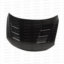 Seibon - Seibon TS Carbon Fiber Hood: Scion tC 2011 - 2013 (tC2) - Image 3