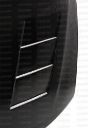 Seibon - Seibon TS Carbon Fiber Hood: Scion tC 2011 - 2013 (tC2) - Image 4