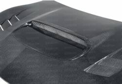 Seibon - Seibon FA Carbon Fiber Hood: Scion FR-S 2013-2016; Toyota 86 2017-2018; Subaru BRZ 2013-2018 - Image 6