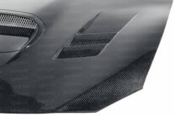 Seibon - Seibon FA Carbon Fiber Hood: Scion FR-S 2013-2016; Toyota 86 2017-2018; Subaru BRZ 2013-2018 - Image 2