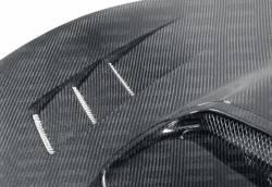 Seibon - Seibon FA Carbon Fiber Hood: Scion FR-S 2013-2016; Toyota 86 2017-2018; Subaru BRZ 2013-2018 - Image 4
