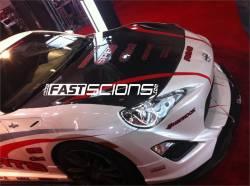 Seibon - Seibon OEM Carbon Fiber Hood: Scion FR-S 2013-2016; Toyota 86 2017-2018; Subaru BRZ 2013-2018 - Image 6