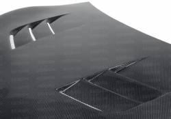 Seibon - Seibon TS Carbon Fiber Hood: Scion FR-S 2013-2016; Toyota 86 2017-2018; Subaru BRZ 2013-2018 - Image 3