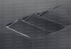 Seibon - Seibon TS Carbon Fiber Hood: Scion FR-S 2013-2016; Toyota 86 2017-2018; Subaru BRZ 2013-2018 - Image 4