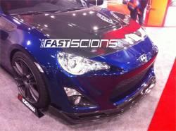 Seibon - Seibon VS Carbon Fiber Hood: Scion FR-S 2013-2016; Toyota 86 2017-2018; Subaru BRZ 2013-2018 - Image 6