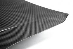 Seibon - Seibon OEM Carbon Fiber Hood: Scion tC 2014 - 2016 (tC2) - Image 2