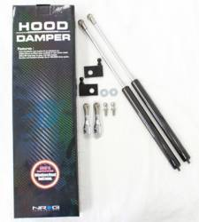 NRG Innovations - NRG Innovations Carbon Fiber Hood Dampers (CF Hood): Scion tC 05-10 / xB 04-06