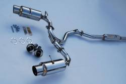 SCION ENGINE PERFORMANCE - Scion Exhaust System - Invidia - Invidia N1 Exhaust System: Scion FR-S 2013 - 2016