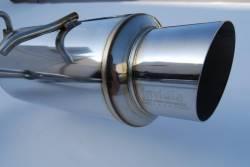Invidia - Invidia N1 Exhaust System: Scion FR-S 2013-2016; Toyota 86 2017-2018; Subaru BRZ 2013-2018 - Image 3