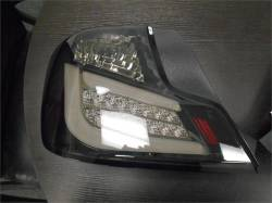 Spec D - Spec D Black / Smoke LED Tail Lights: Scion tC 2011 - 2013 (tC2) - Image 6