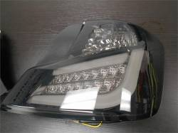 Spec D - Spec D Black / Smoke LED Tail Lights: Scion tC 2011 - 2013 (tC2) - Image 7