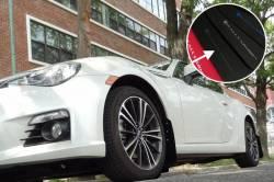 Rally Armor - Rally Armor Mud Flaps: Scion FR-S 2013 - 2016; Subaru BRZ 2013-2018 - Image 4