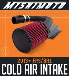 SCION ENGINE PERFORMANCE - Scion Air Intake & Filter - Mishimoto - Mishimoto Cold Air Intake: Scion FR-S 2013-2016; Toyota 86 2017-2020; Subaru BRZ 2013-2020