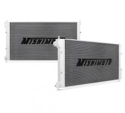 SCION COOLING PARTS - Scion Aluminum Radiator - Mishimoto - Mishimoto Aluminum Radiator: Scion FR-S 2013-2016; Toyota 86 2017-2020; Subaru BRZ 2013-2020