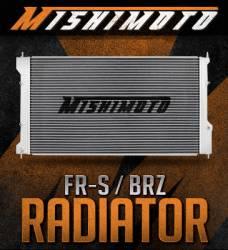 Mishimoto - Mishimoto Aluminum Radiator: Scion FR-S 2013-2016; Toyota 86 2017-2020; Subaru BRZ 2013-2020 - Image 2