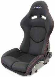 Scion xA Interior Parts - Scion xA Racing Seats & Acc - NRG Innovations - NRG Innovations FRP Reclinable Bucket Seats