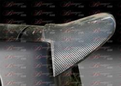 AIT Racing - AIT Racing K1 Carbon Fiber Rear Spoiler: Scion xB 2004 - 2006 - Image 2