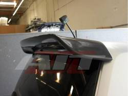 SCION CARBON FIBER PARTS - Scion Carbon Fiber Spoiler - AIT Racing - AIT Racing DL Series Carbon Fiber Spoiler: Scion xB 2008 - 2015 (xB2)