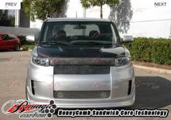 AIT Racing - AIT Racing Monster Carbon Fiber Hood: Scion xB 2008 - 2015 (xB2) - Image 3