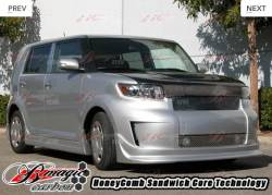 AIT Racing - AIT Racing Monster Carbon Fiber Hood: Scion xB 2008 - 2015 (xB2) - Image 5