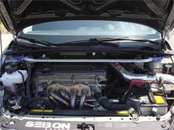 AIT Racing - AIT Racing Carbon Fiber Engine Cover: Scion tC 05-10 / xB 08-15 (2.4L 2AZFE) - Image 3