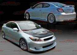 Scion tC Exterior Parts - Scion tC Body Kit - AIT Racing - AIT Racing KS Body Kit: Scion tC 2005 - 2010