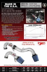 Injen - Injen Short Ram Intake: Scion tC 2011 - 2016 (tC2) - Image 2
