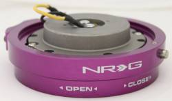 NRG Innovations - NRG Innovations Thin Version Steering Wheel Quick Release - Image 5