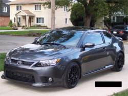 Seibon - Seibon TR Carbon Fiber Side Skirts: Scion tC 2011 - 2016 (tC2) - Image 7