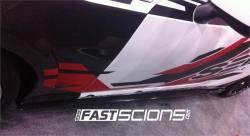 Seibon - Seibon TA Carbon Fiber Side Skirts: Scion FR-S 2013-2016; Toyota 86 2017-2018; Subaru BRZ 2013-2018 - Image 6