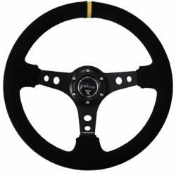 NRG Innovations - NRG Innovations Deep Dish Steering Wheel (350mm) - Image 2