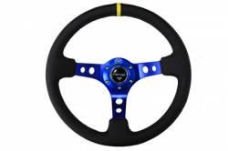 NRG Innovations - NRG Innovations Deep Dish Steering Wheel (350mm) - Image 3