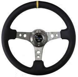 NRG Innovations - NRG Innovations Deep Dish Steering Wheel (350mm) - Image 4