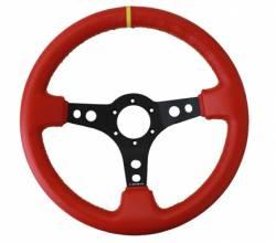 NRG Innovations - NRG Innovations Deep Dish Steering Wheel (350mm) - Image 7