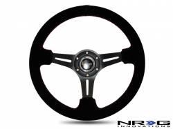 NRG Innovations - NRG Innovations Deep Dish Steering Wheel (350mm) - Image 13