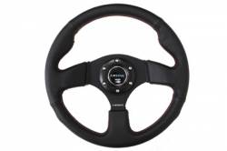 Scion tC2 Interior Parts - Scion tC2 Steering Wheel - NRG Innovations - NRG Innovations Race Series Steering Wheel (320mm)