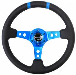 NRG Innovations - NRG Innovations Limited Edition Deep Dish Steering Wheel (350mm) - Image 2