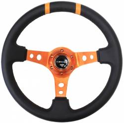 NRG Innovations - NRG Innovations Limited Edition Deep Dish Steering Wheel (350mm) - Image 4
