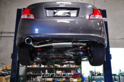 SCION ENGINE PERFORMANCE - Scion Exhaust System - Tanabe - Tanabe Medalion Touring Exhaust System: Scion tC 2011 - 2016 (tC2)