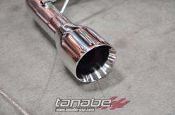 Tanabe - Tanabe Medalion Touring Exhaust System: Scion FR-S 2013-2016; Toyota 86 2017-2018; Subaru BRZ 2013-2018 - Image 3