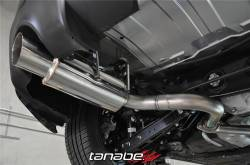 SCION ENGINE PERFORMANCE - Scion Exhaust System - Tanabe - Tanabe Medalion Concept G Exhaust (Single): Scion FR-S 2013-2016; Toyota 86 2017-2018; Subaru BRZ 2013-2018
