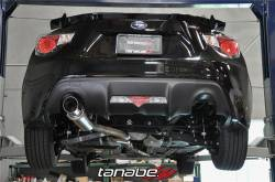 Tanabe - Tanabe Medalion Concept G Exhaust (Single): Scion FR-S 2013-2016; Toyota 86 2017-2018; Subaru BRZ 2013-2018 - Image 4