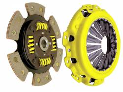 ACT - ACT 6-Puck Xtreme Clutch Kit (Xtreme Pressure Plate / Sprung Hub Disc): Scion tC 2005 - 8/2006