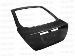 Seibon - Seibon OEM Carbon Fiber Hatch / Trunk: Scion tC 2005 - 2010 - Image 3
