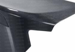 Seibon - Seibon OEM Carbon Fiber Trunk: Scion FR-S 2013-2016; Toyota 86 2017-2018; Subaru BRZ 2013-2018 - Image 5