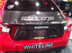 Seibon - Seibon CSL Carbon Fiber Trunk: Scion FR-S 2013-2016; Toyota 86 2017-2018; Subaru BRZ 2013-2018 - Image 7