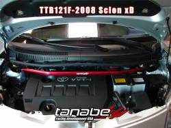 Tanabe - Tanabe Sustec Front Strut Bar: Scion xD 2008 - 2014 - Image 2