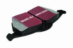 SCION xA PARTS - Scion xA Brake Parts - EBC - EBC Ultimax Front Brake Pads: Scion xA / xB 2004 - 2006